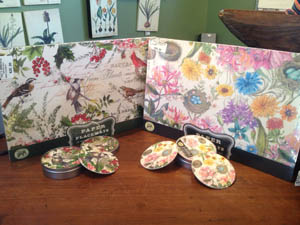 Paper Placemats and Coasters