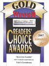 Readers Choice 2007